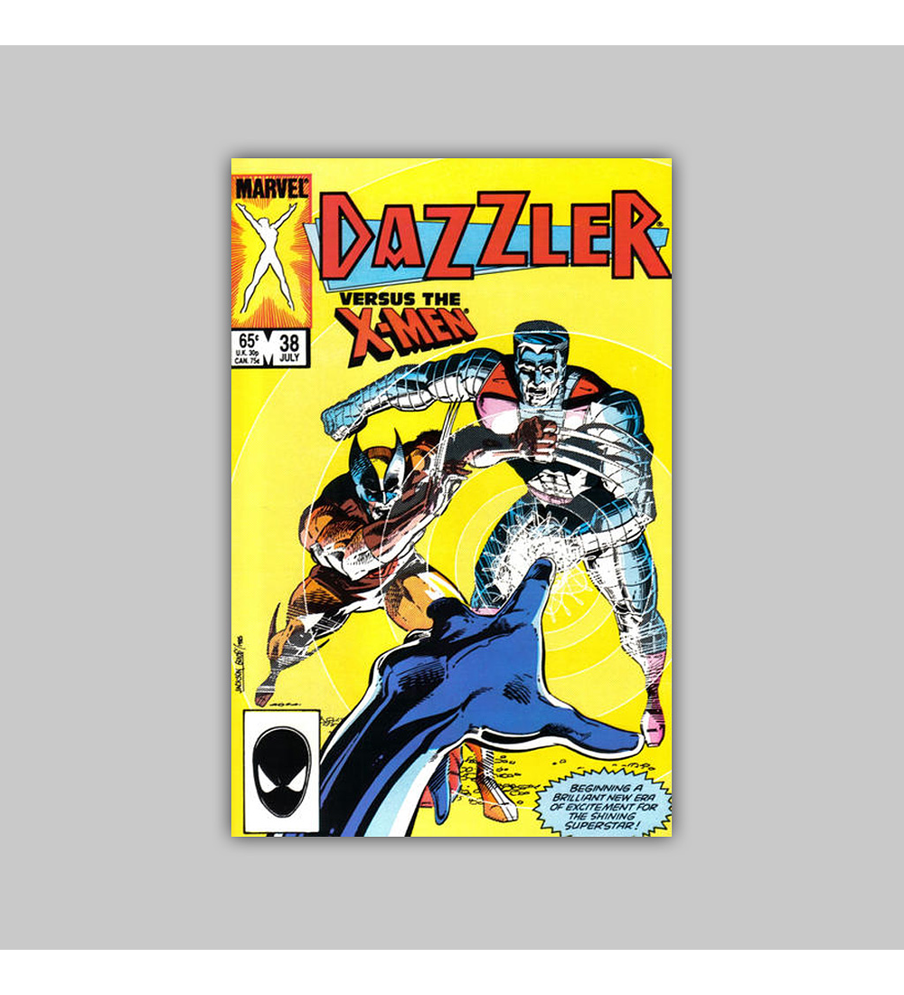 Dazzler 38 1985
