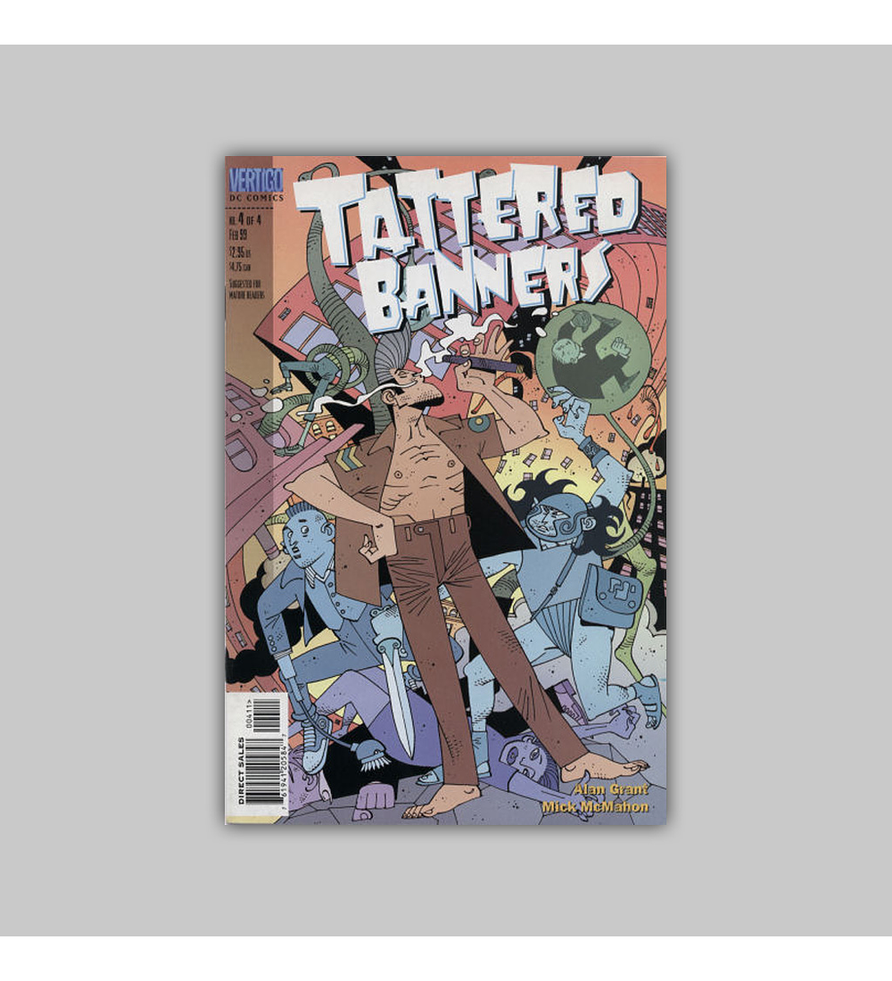 Tattered Banners 4 1999