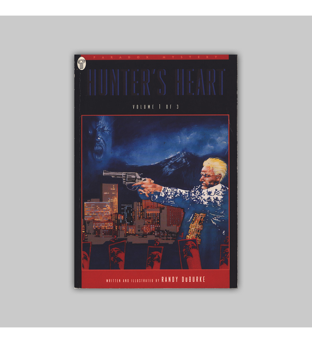 Hunter's Heart Vol. 1 1995