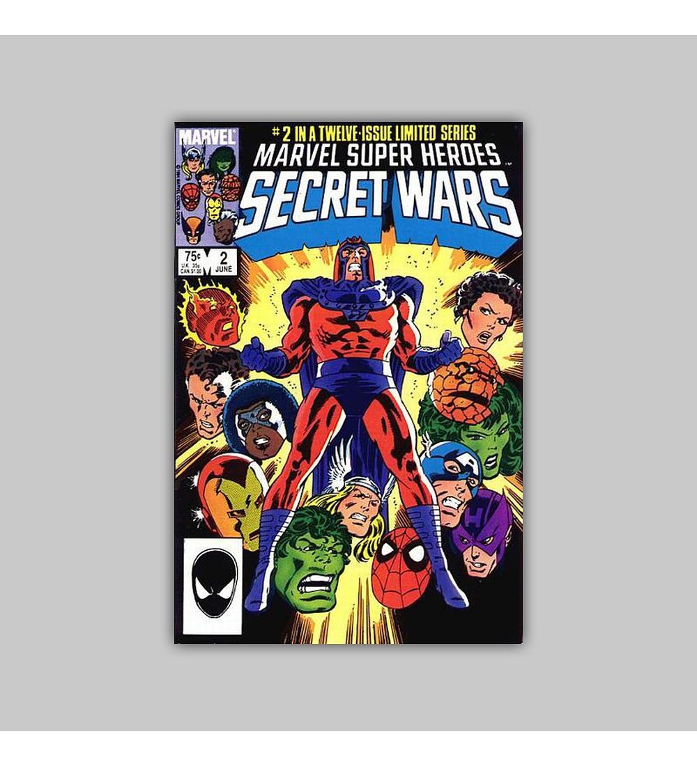 Marvel Super-Heroes: Secret Wars 2 1984