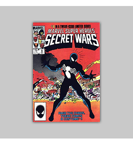 Marvel Super-Heroes: Secret Wars 8 1984