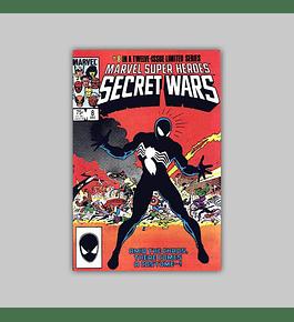Marvel Super-Heroes: Secret Wars 8 1984
