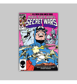 Marvel Super-Heroes: Secret Wars 7 1984