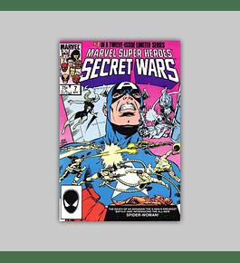 Marvel Super-Heroes: Secret Wars 7 1984