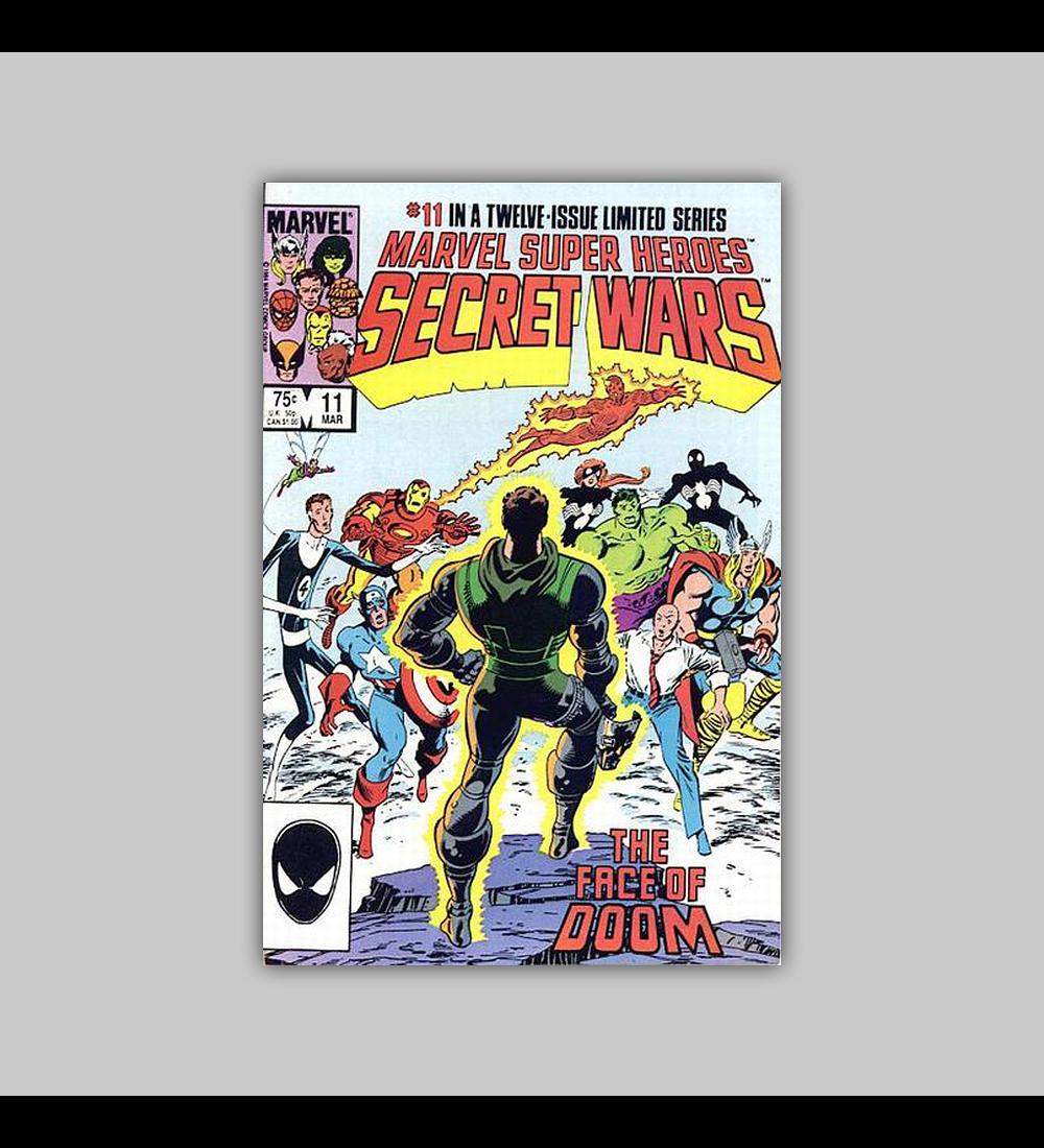 Marvel Super-Heroes: Secret Wars 11 1985