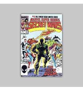 Marvel Super-Heroes: Secret Wars 11 1985