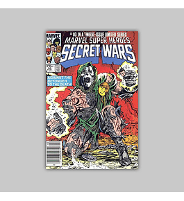 Marvel Super-Heroes: Secret Wars 10 1985