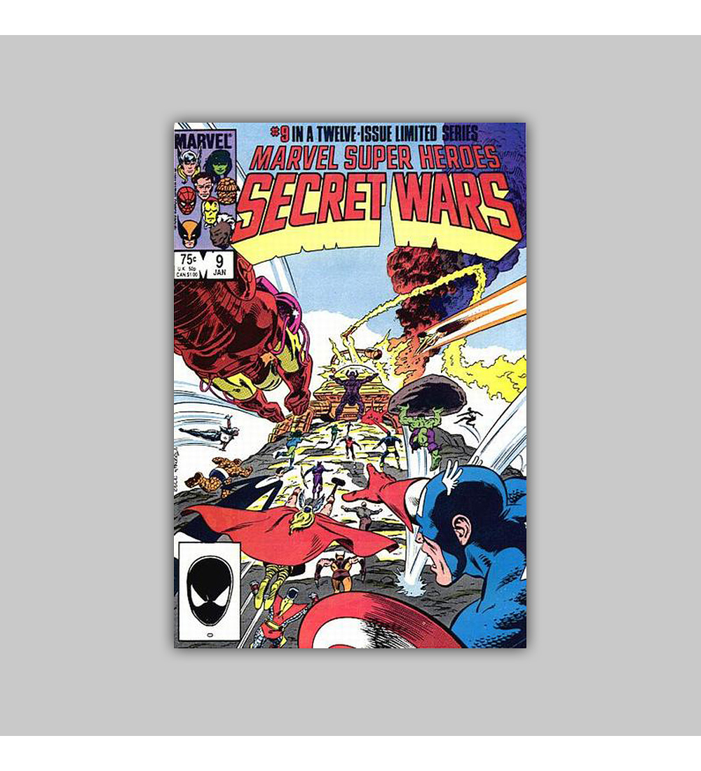 Marvel Super-Heroes: Secret Wars 9 1985