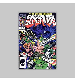 Marvel Super-Heroes: Secret Wars 6 1984