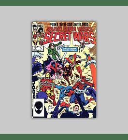 Marvel Super-Heroes: Secret Wars 5 1984