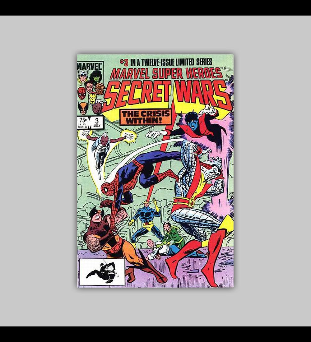 Marvel Super-Heroes: Secret Wars 3 1984