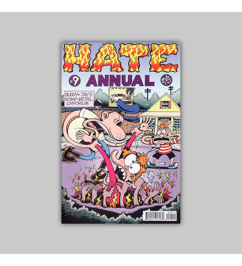 Hate Annual 9 2011