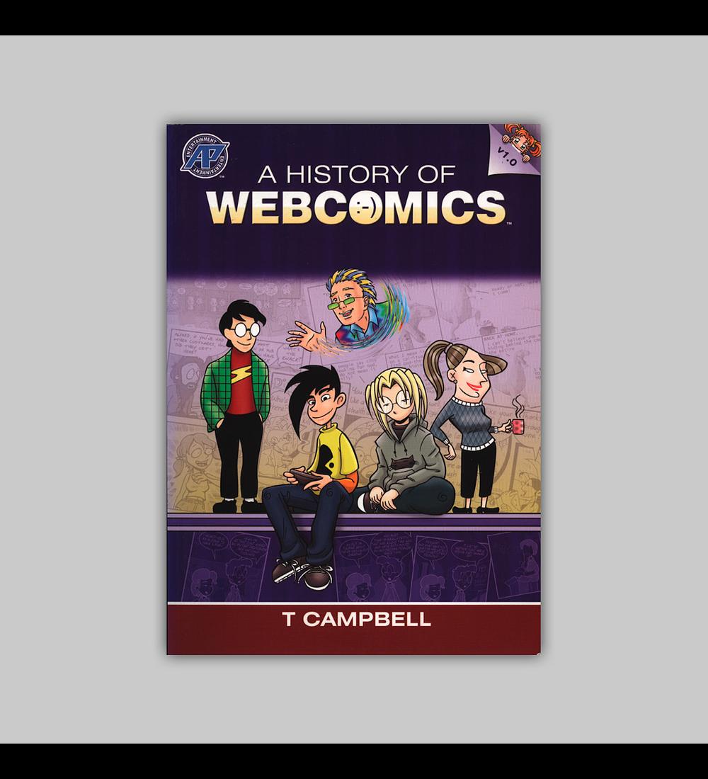 A History of Web Comics 2008