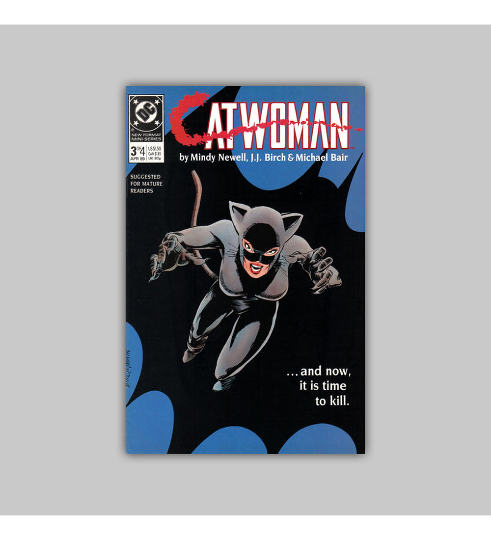 Catwoman 3 1989