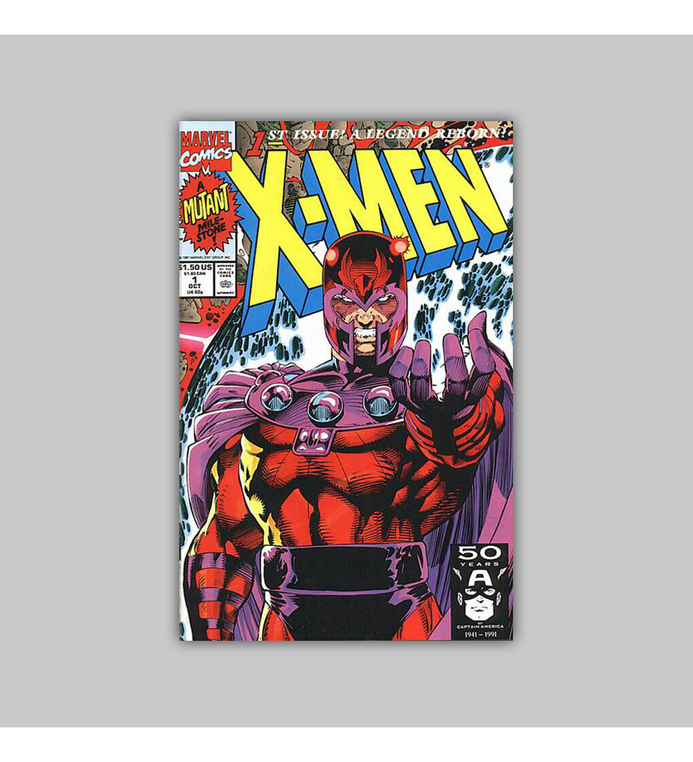 X-Men 1 Magneto 1991