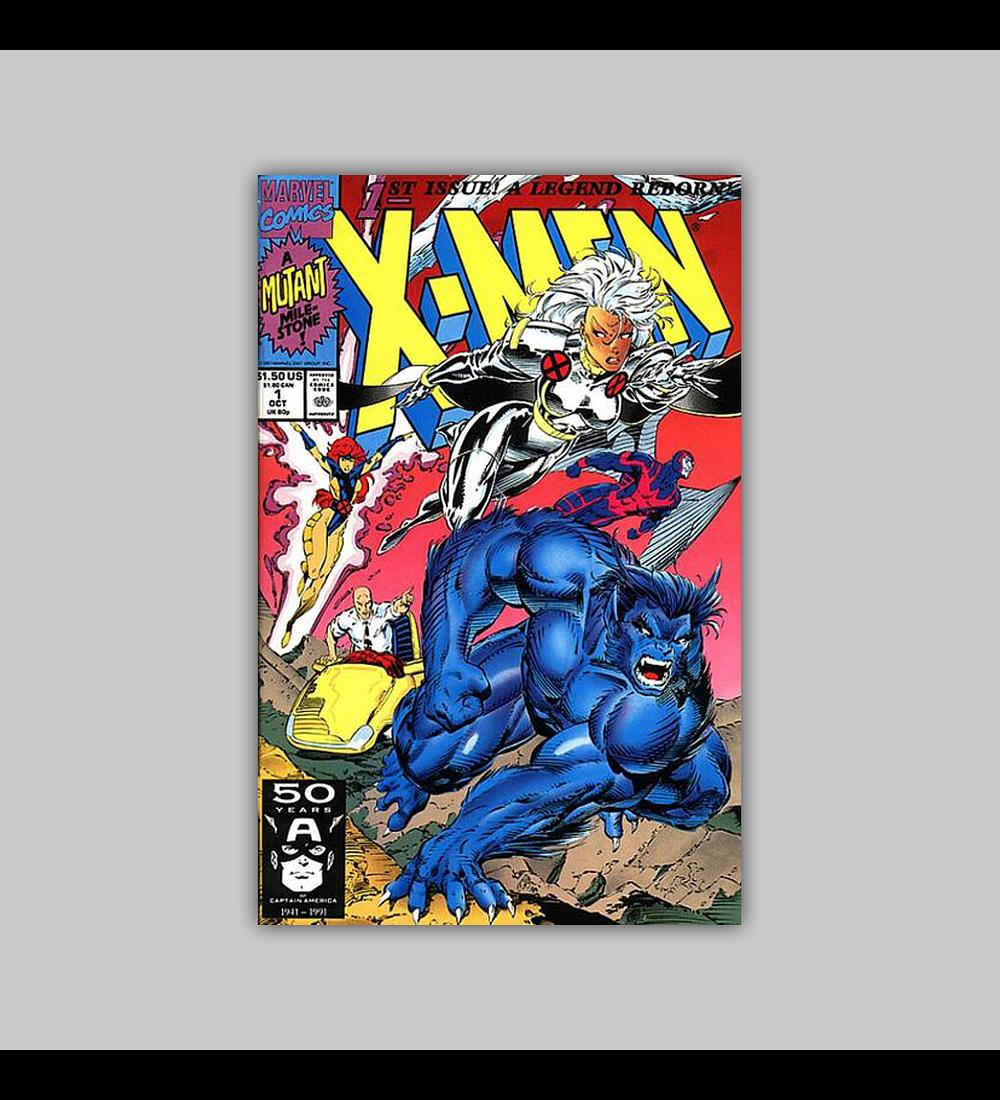 X-Men 1 Beast 1991