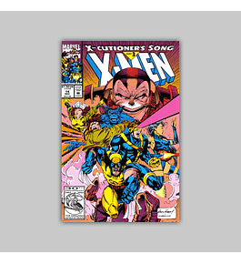 X-Men 14 Polybagged 1992