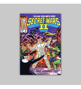 Secret Wars II 2 1985