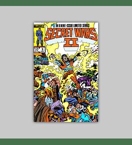 Secret Wars II 9 1985
