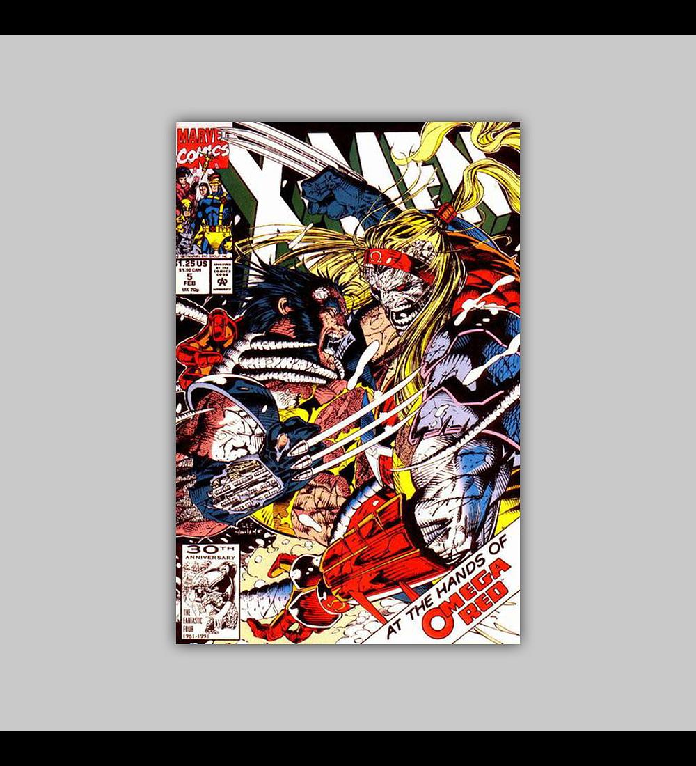 X-Men 5 1992