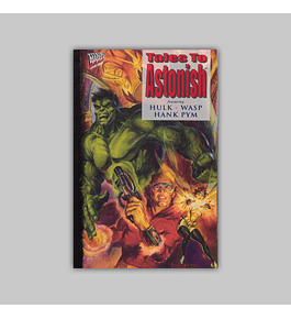 Tales to Astonish Featuring: Hulk, Wasp, Hank Pym 1 Acetate 1994