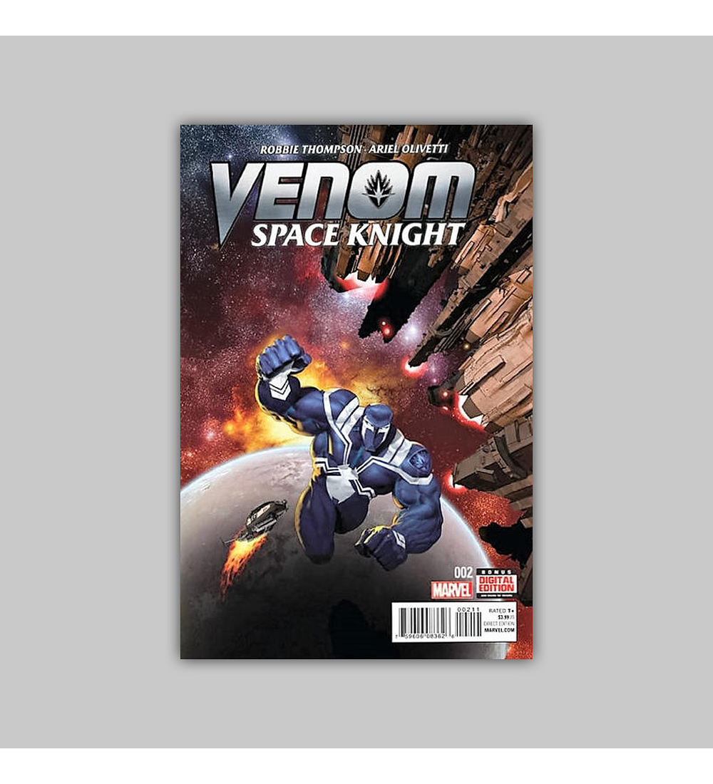 Venom: Space Knight 2 2016