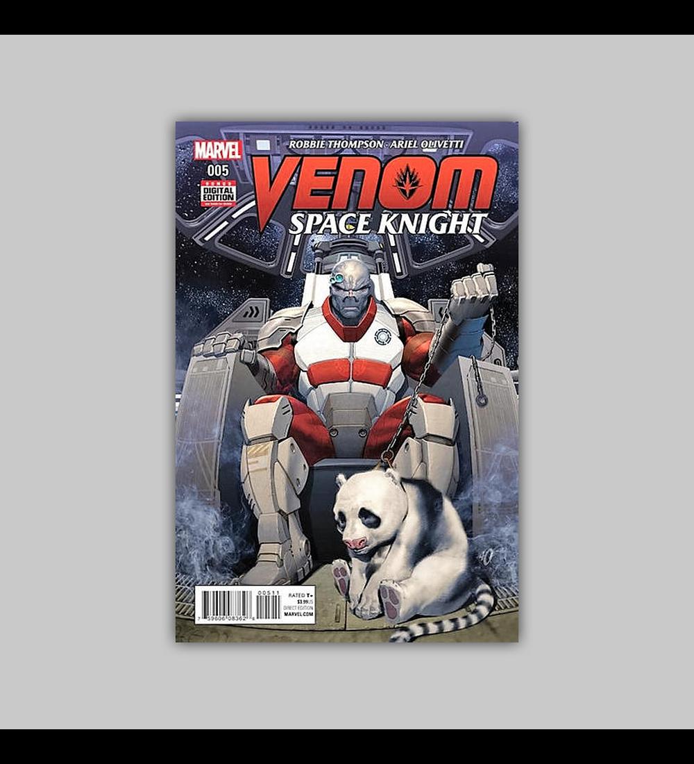 Venom: Space Knight 5 2016