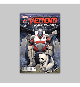 Venom: Space Knight 5 2016