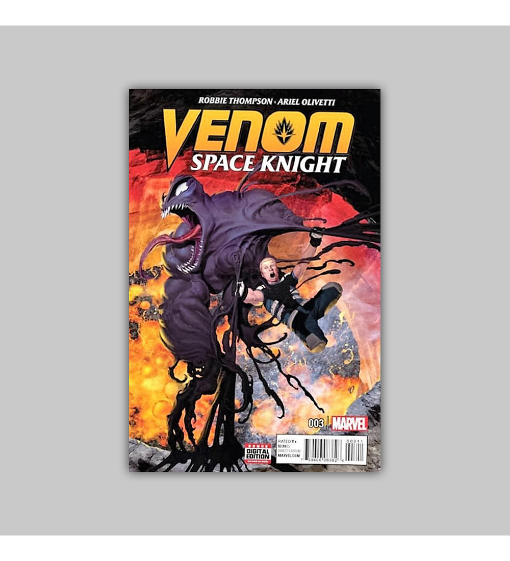 Venom: Space Knight 3 2016