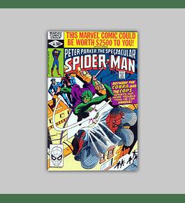 Spectacular Spider-Man 46 1981