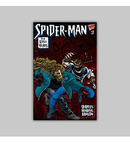 Spider-Man: The Lost Years 2 1996