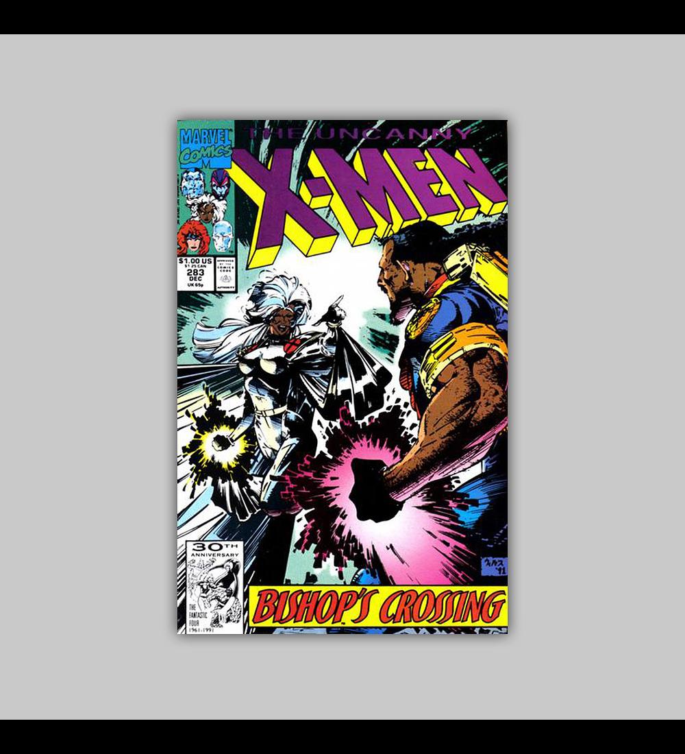 Uncanny X-Men 283 1991