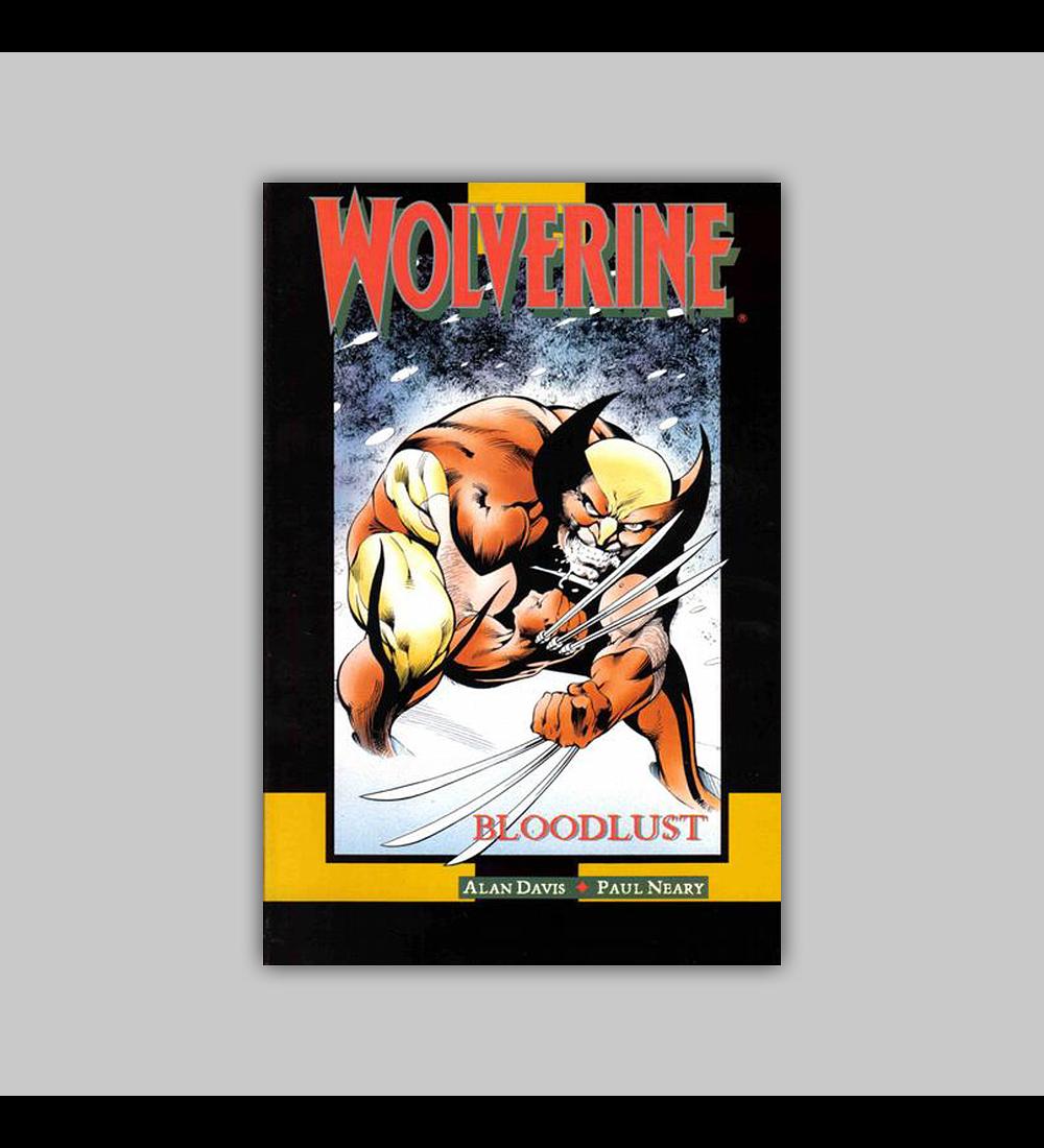 Wolverine: Bloodlust 1986