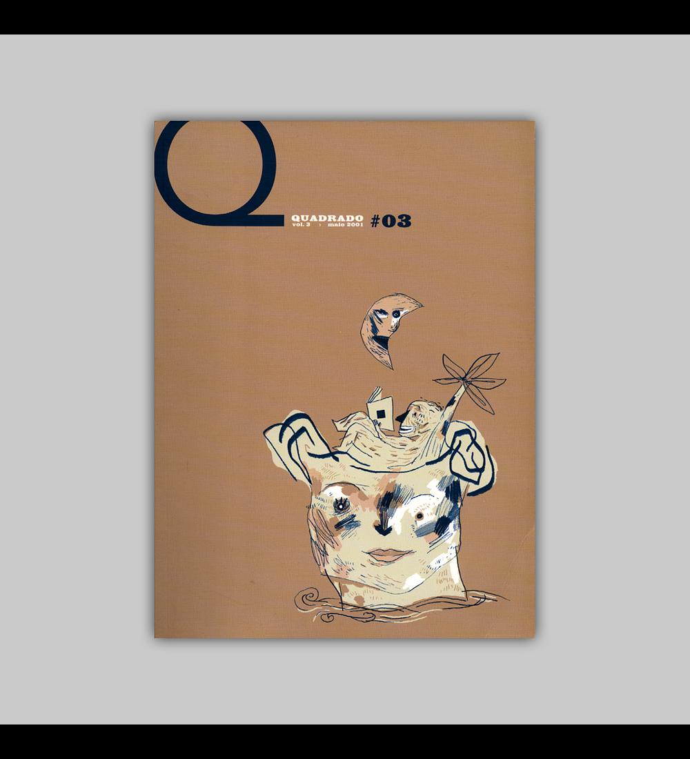 Quadrado (Vol.3) 3 2001