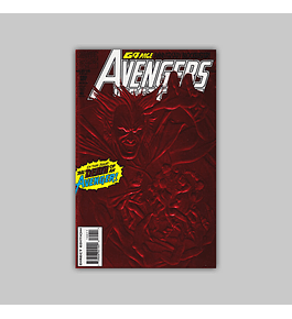 Avengers West Coast (Vol. 2) 100 Foil 1993