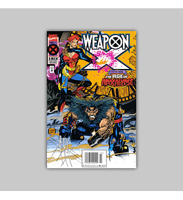 Weapon X 1 1995