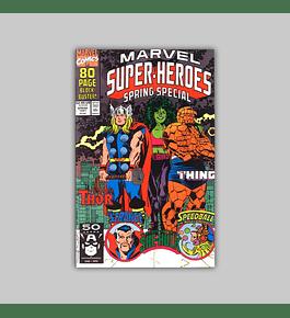 Marvel Super-Heroes Spring Special 1991
