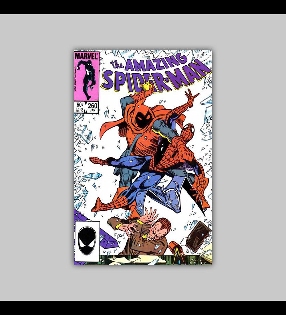 Amazing Spider-Man 260 1985