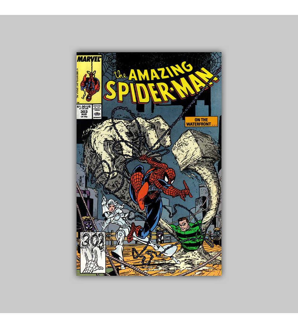 Amazing Spider-Man 303 NM (9.4) 1988