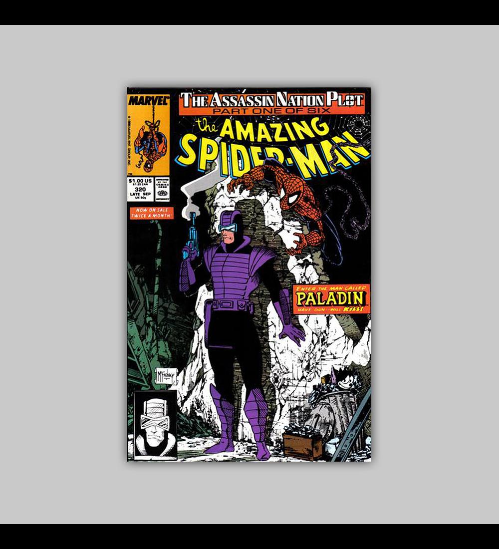 Amazing Spider-Man 320 1989