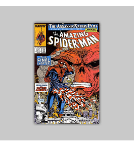 Amazing Spider-Man 325 1989