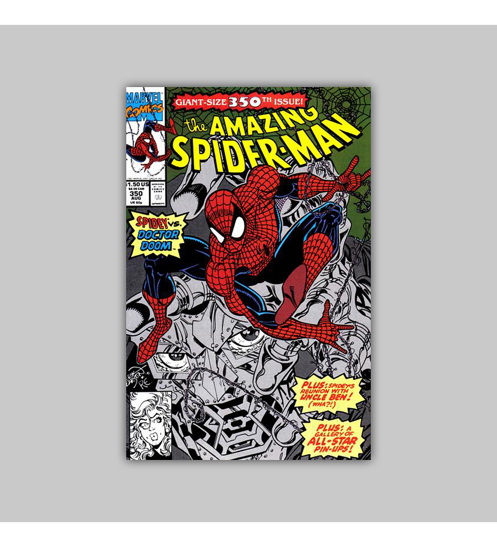 Amazing Spider-Man 350 1991