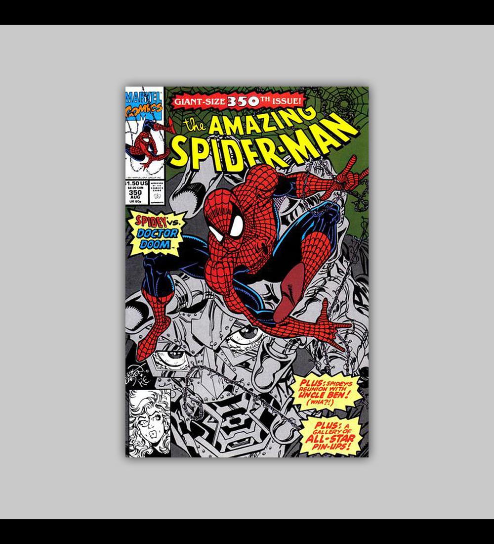 Amazing Spider-Man 350 1991