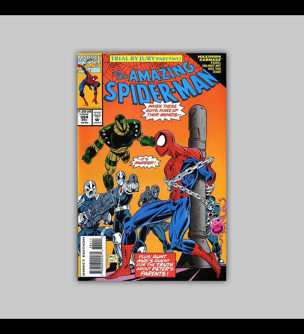 Amazing Spider-Man 384 1993