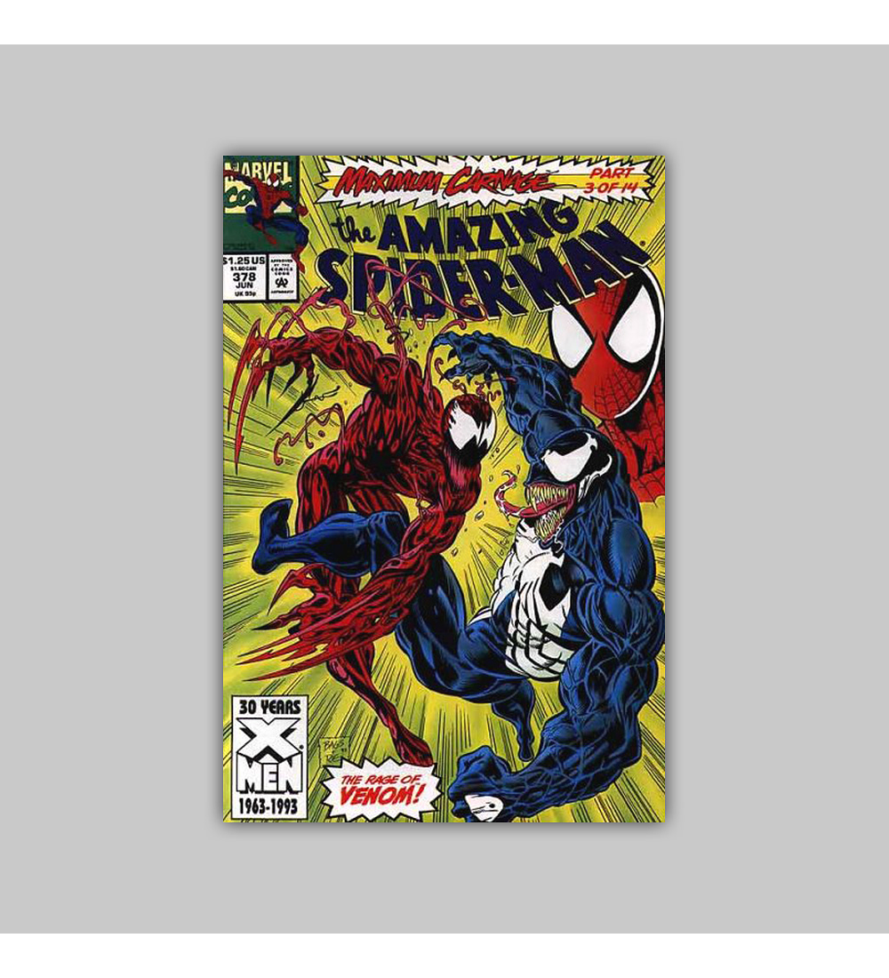 Amazing Spider-Man 378 1993