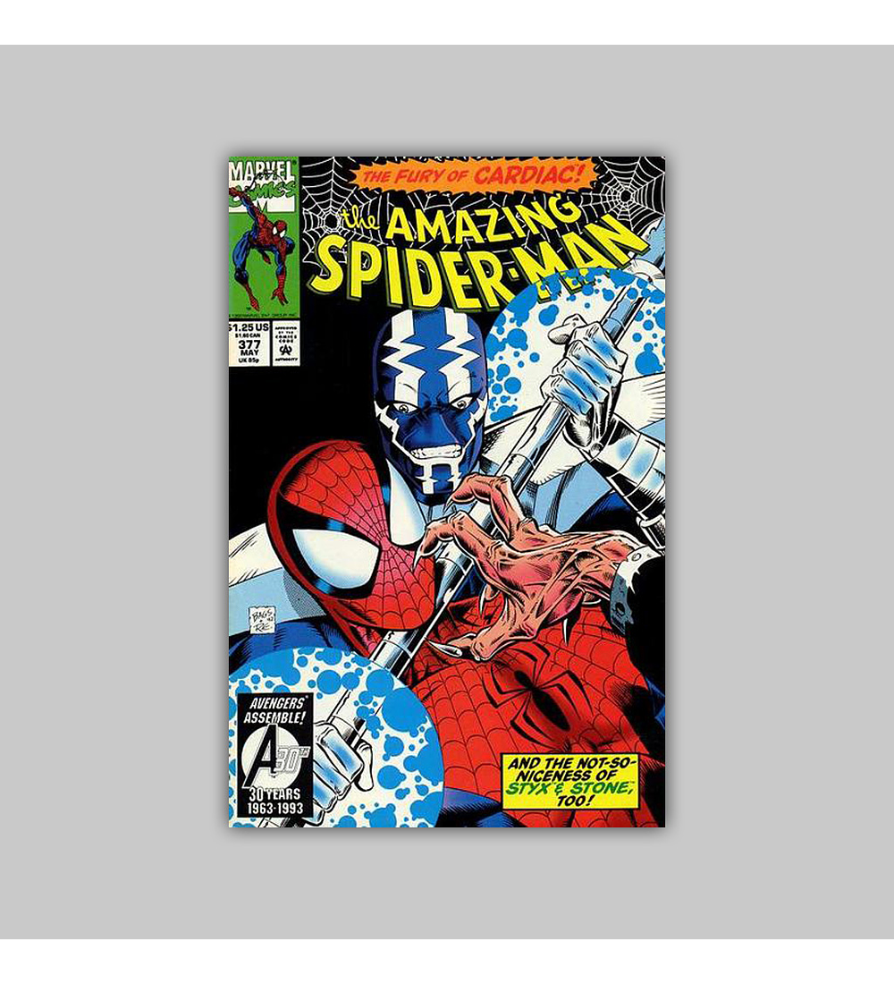 Amazing Spider-Man 377 1993