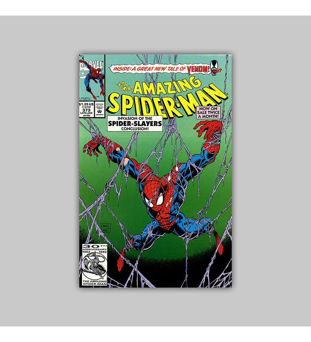 Amazing Spider-Man 373 1993