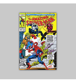 Amazing Spider-Man 367 1992