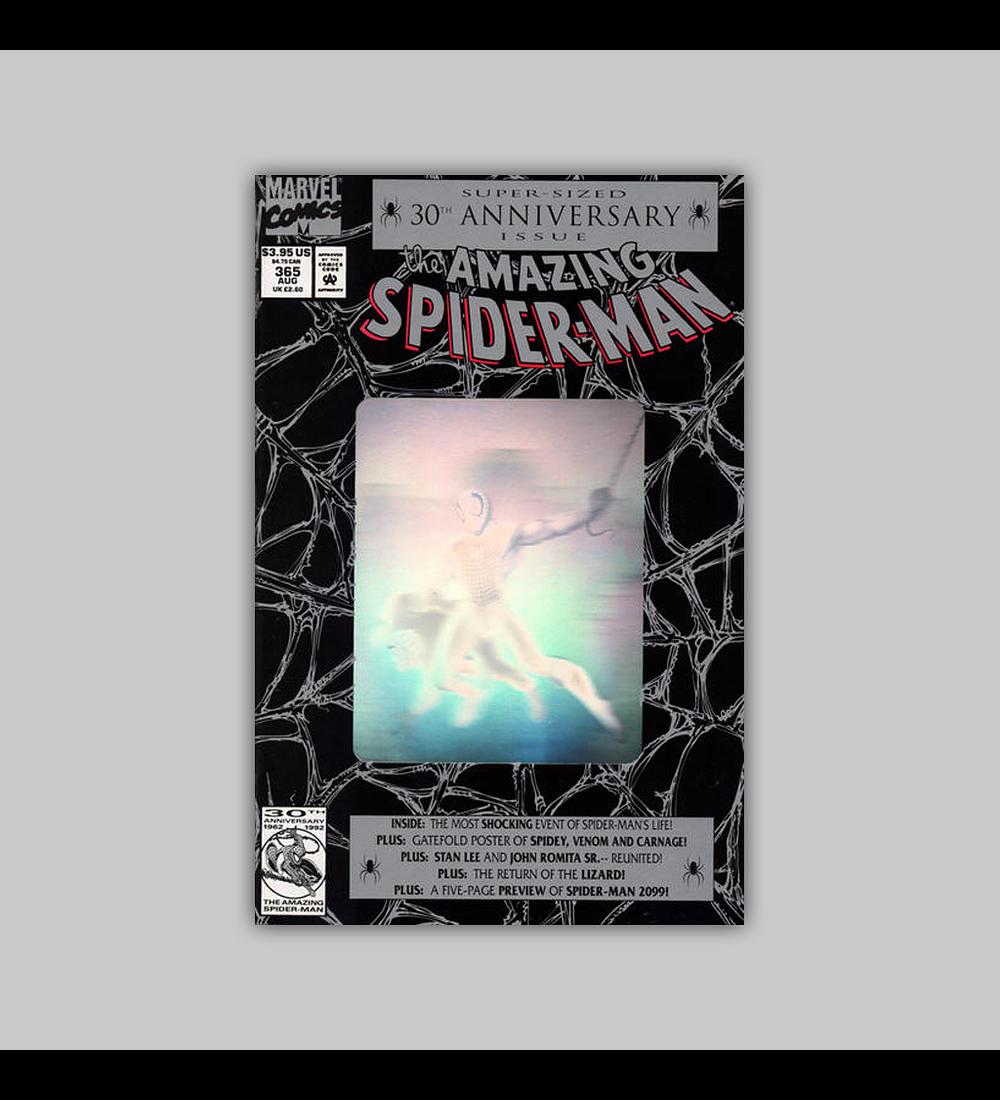 Amazing Spider-Man 365 1992