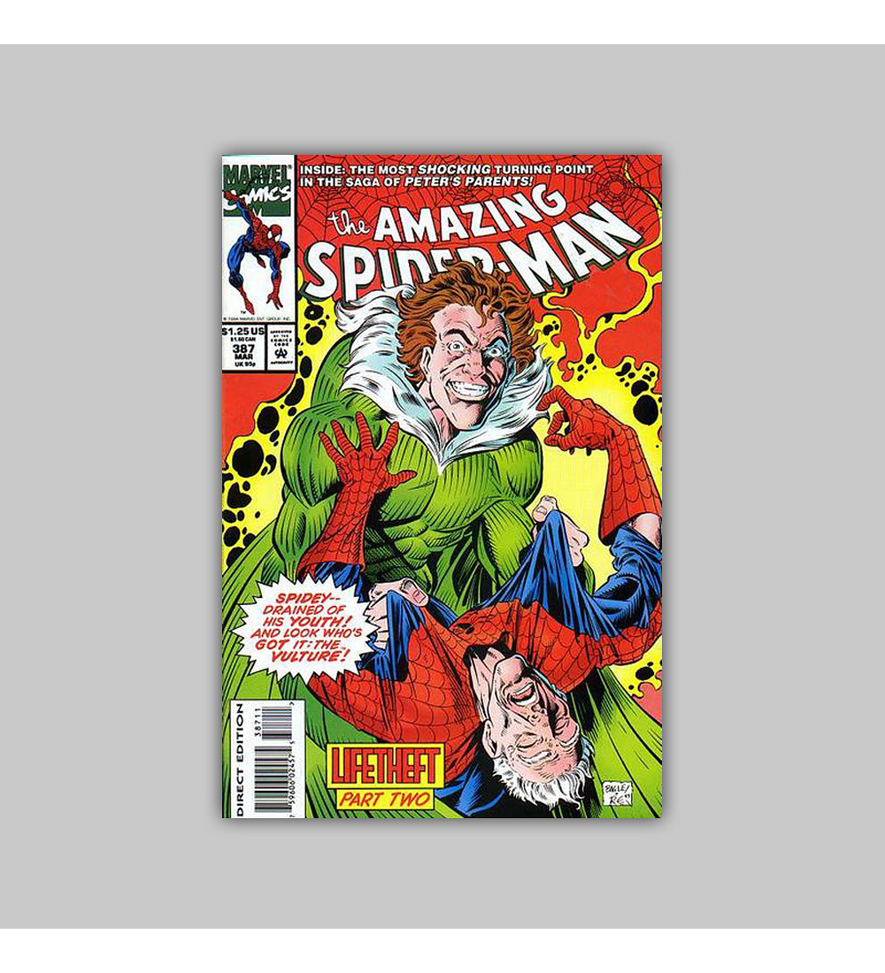 Amazing Spider-Man 387 1994